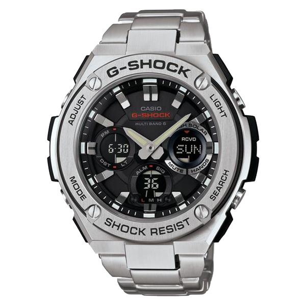 G-SHOCK ジーショック G-STEEL ジースチール 【国内正規品】 腕時計 GST-W110D-1AJF 【送料無料】