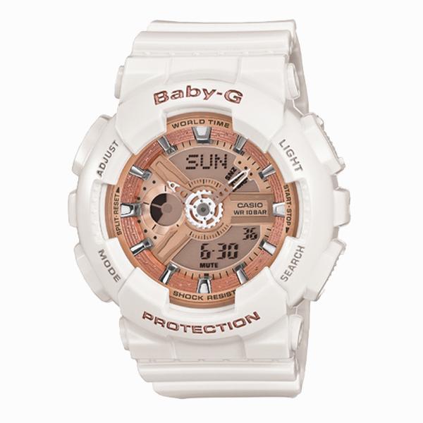 BABY-G ベイビージー CASIO カシオ 【国内正規品】 腕時計 レディース BA-110-7A1JF 【送料無料】