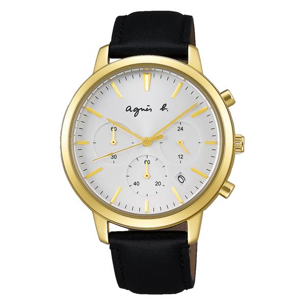 agnes b. アニエスベー SAM サム TiCTAC限定モデル 腕時計 メンズ FCRT708 【送料無料】