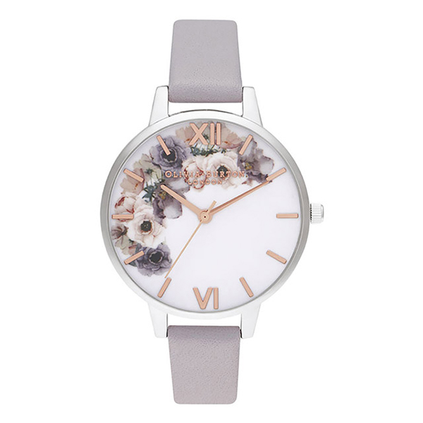 OLIVIA BURTON オリビアバートン ウォーター カラーフローラル 腕時計 レディース OB16PP56 【送料無料】