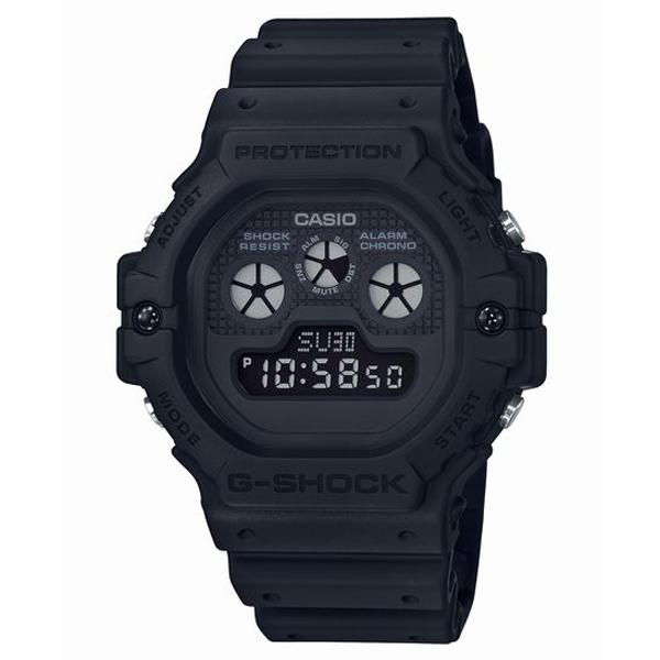 G-SHOCK ジーショック CASIO カシオ Absolute Toughness 腕時計 DW-5900BB-1JF 【送料無料】
