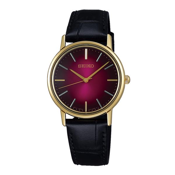 SEIKO SELECTION セイコーセレクション ゴールドフェザー 流通限定モデル 腕時計 レディース SCXP138 【送料無料】