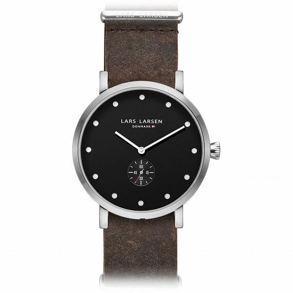 LARS LARSEN ラースラーセン LW32 【国内正規品】 腕時計 LL132SBLBZ 【送料無料】