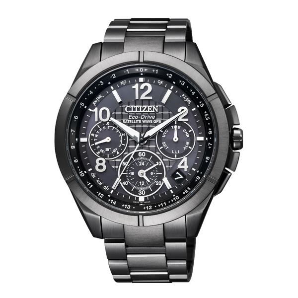 CITIZEN シチズン ATTESA アテッサ エコ・ドライブGPS衛星電波時計 F900 ダブルダイレクトフライト 【国内正規品】 腕時計 CC9075-52F 【送料無料】