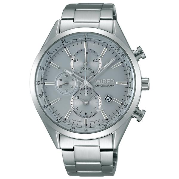 WIRED ワイアード SEIKO セイコー スタンダード クロノ 【国内正規品】 腕時計 レディース AGAV120 【送料無料】