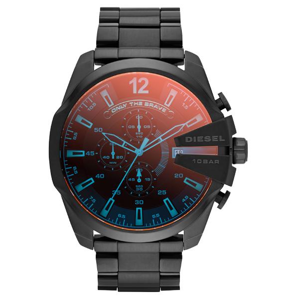 DIESEL ディーゼル MEGA CHIEF メガチーフ 【国内正規品】 腕時計 DZ4318 【送料無料】
