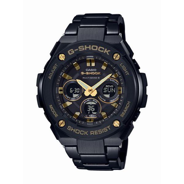 G-SHOCK ジーショック CASIO カシオ G-STEEL 【国内正規品】 腕時計 メンズ GST-W300BD-1AJF 【送料無料】