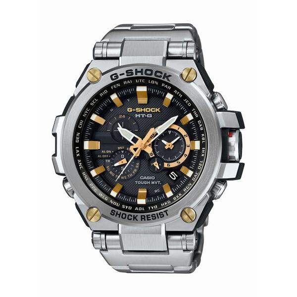 G-SHOCK ジーショック CASIO カシオ MT-G 電波ソーラー 【国内正規品】 腕時計 MTG-S1000D-1A9JF 【送料無料】