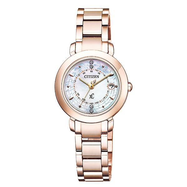 CITIZEN xC クロスシー エコドライブ 電波 ティタニアライン ハッピーフライト限定モデル hikari collection 腕時計 レディス ES9444-50X