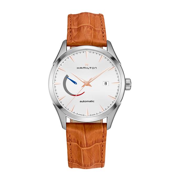 HAMILTON ハミルトン JAZZ MASTER POWER RESERVE ジャズマスター パワーリザーブ 【国内正規品】 腕時計 H32635511 【送料無料】
