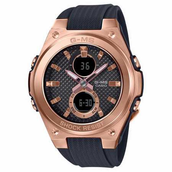 BABY-G カシオ ベビーG G-MSジーミズ   腕時計 レディス MSG-C100G-1AJF