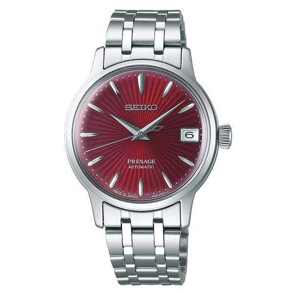 SEIKO PRESAGE セイコー カクテル 自動巻き 国内正規品 腕時計 レディース SRRY027 【送料無料】