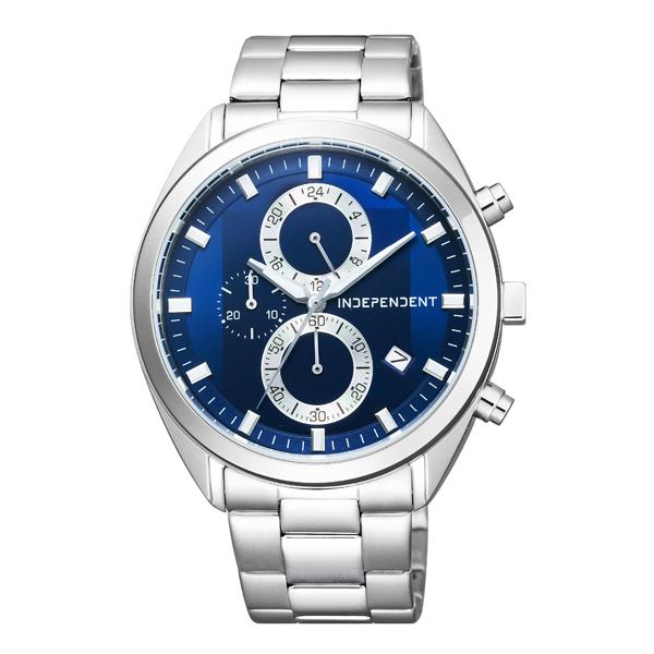 INDEPENDENT インディペンデント TIMELESS line クロノグラフ 【国内正規品】 腕時計 メンズ BR2-311-71 【送料無料】