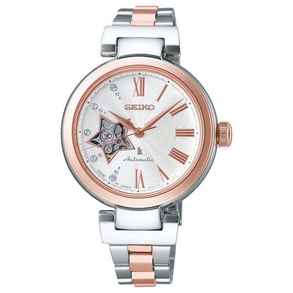 LUKIA ルキア SEIKO セイコー 自動巻き  【国内正規品】 腕時計 レディース SSVM034 【送料無料】