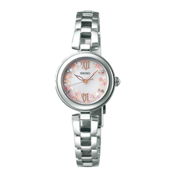 SEIKO SELECTION セイコーセレクション ソーラー 2020 SAKURA Blooming Limited Edition 腕時計 レディース SWFA187
