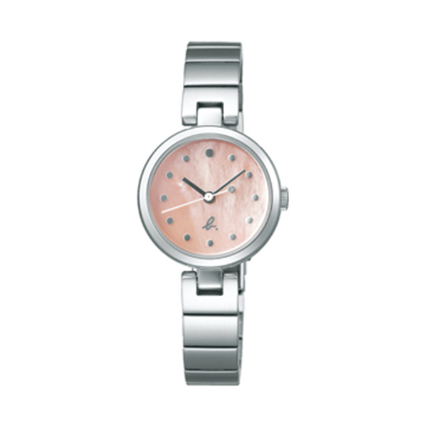 agnesb. アニエスベー 腕時計 レディス COOL PAIR MODEL スナップカーディガン FCSK926