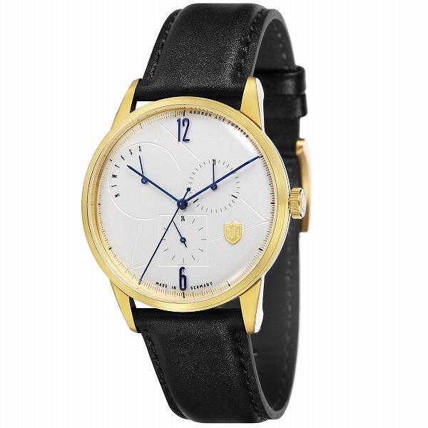 DUFA ドゥッファ Weimar Calender ヴァイマール カレンダー TiCTAC別注 【国内正規品】 腕時計 メンズ DF-9019-02 【送料無料】