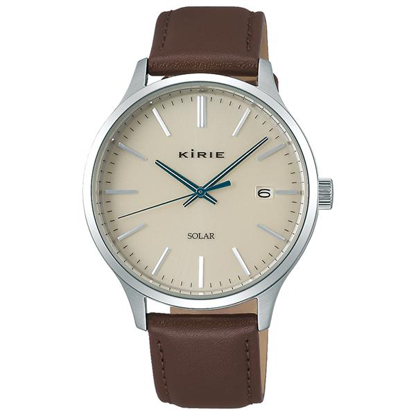 KiRIE キリエ SEIKO セイコー TiCTAC オリジナル ペア ソーラー腕時計 メンズ AAND703