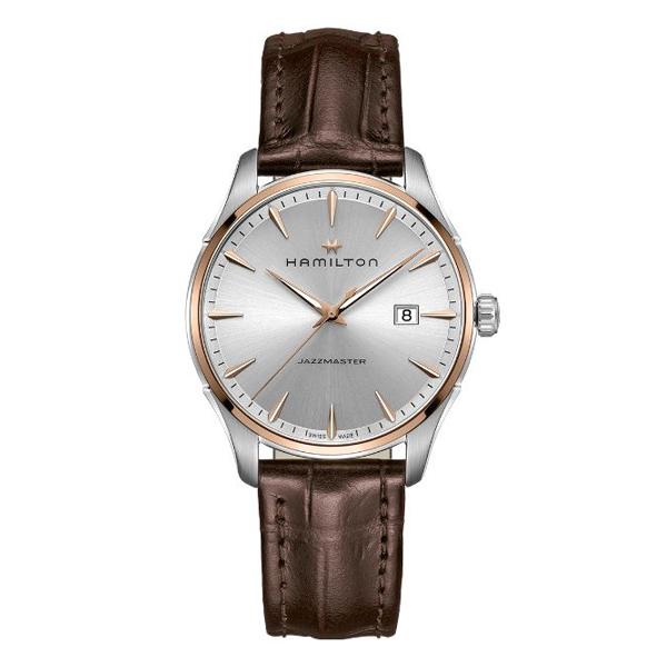 HAMILTON ハミルトン JAZZ MASTER ジャズマスター ジェント 国内正規品 腕時計 メンズ H32441551 【送料無料】
