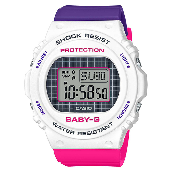 BABY-G ベイビージー 腕時計 レディス SPECIAL COLOR Throwback 1990s BGD-570THB-7JF