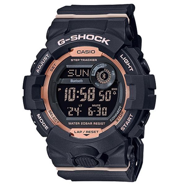 G-SHOCK ジーショック CASIO カシオ ワークアウト スマートフォンリンク 腕時計 メンズ GMD-B800-1JF