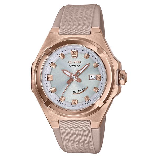 BABY-G ベビージー G-MS ジーミズ CASIO カシオ 電波ソーラー MSG-W300G-5AJF 腕時計 レディース