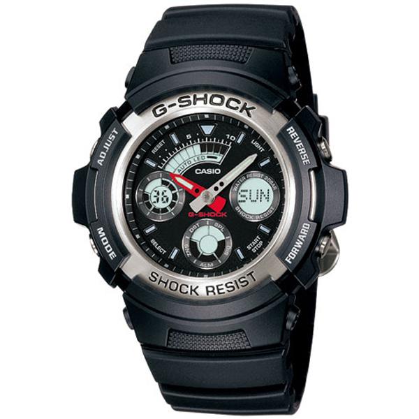G-SHOCK ジーショック CASIO カシオ 腕時計 【国内正規品】 メンズ AW-590-1AJF 【送料無料】