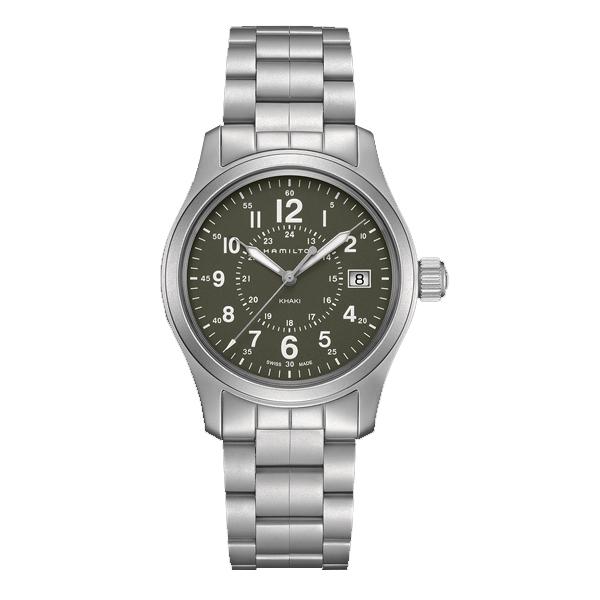 HAMILTON ハミルトン Khaki Field カーキ フィールド 【国内正規品】 腕時計 H68201163 【送料無料】