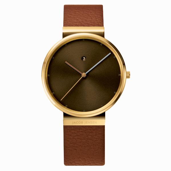 JACOB JENSEN ヤコブ イェンセン Dimensions 腕時計 【国内正規品】 メンズ 844 【送料無料】