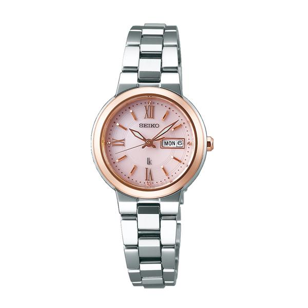 LUKIA ルキア SEIKO セイコー ソーラー 【国内正規品】 腕時計 レディース SSVN030 【送料無料】
