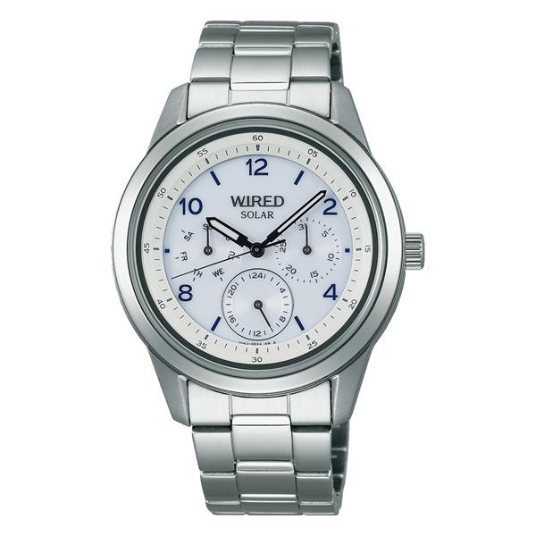 WIRED ワイアード SEIKO セイコー ペアスタイル ソーラー 【国内正規品】 腕時計 メンズ AGAD082 【送料無料】