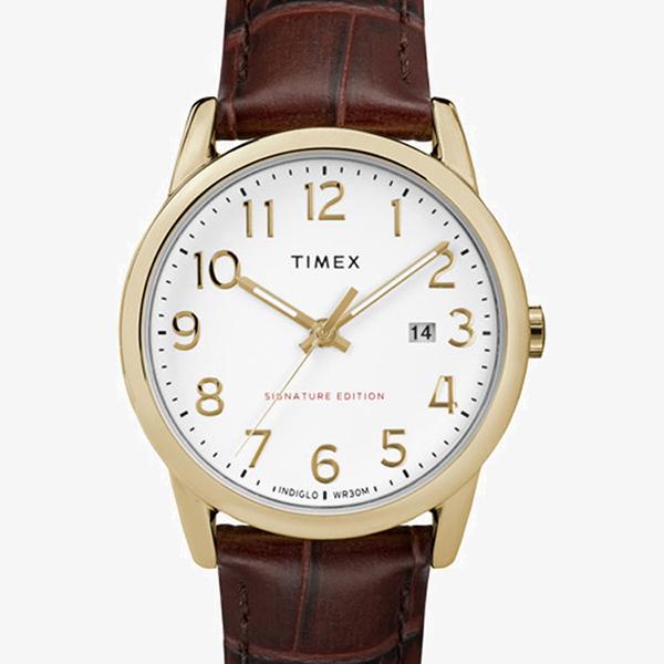 TIMEX タイメックス EASY READER SIGNATUR イージーリーダー メンズ【国内正規品】 腕時計 TW2R65100 【送料無料】