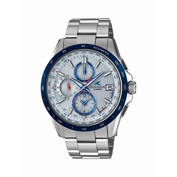 OCEANUS オシアナス CASIO カシオ Classic Line 【国内正規品】 腕時計 メンズ OCW-T2610C-7AJF 【送料無料】