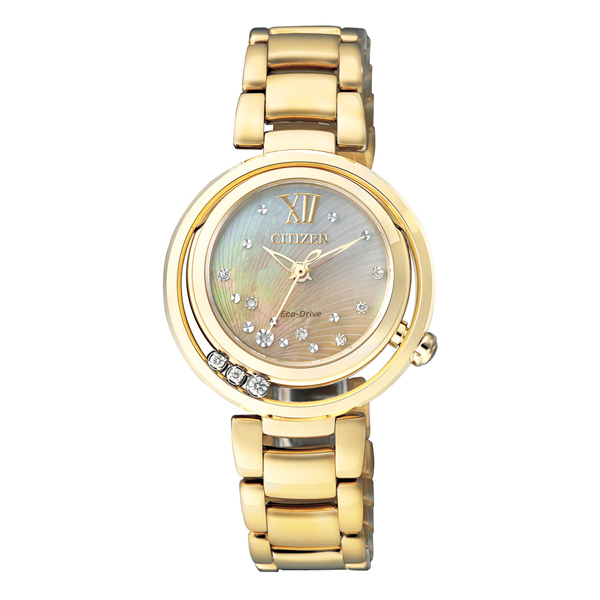 CITIZEN L シチズン エル エコ・ドライブ 【国内正規品】 腕時計 レディース EM0328-57P 【送料無料】