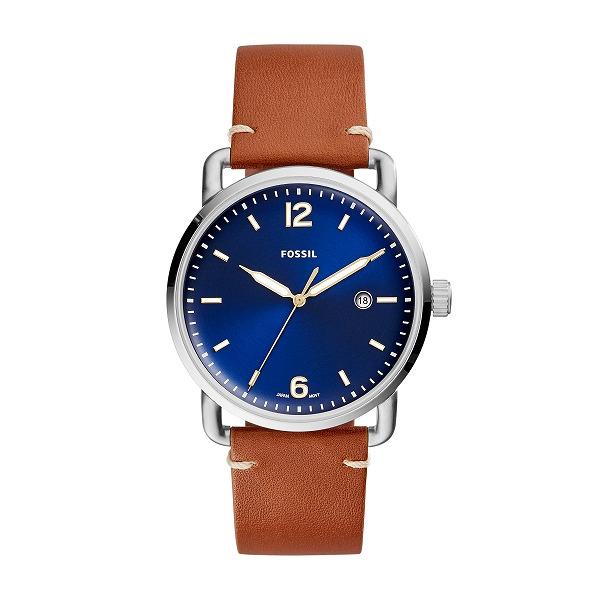 FOSSIL フォッシル THE COMMUTER 3H DATE 【国内正規品】 腕時計 メンズ FS5325 【送料無料】