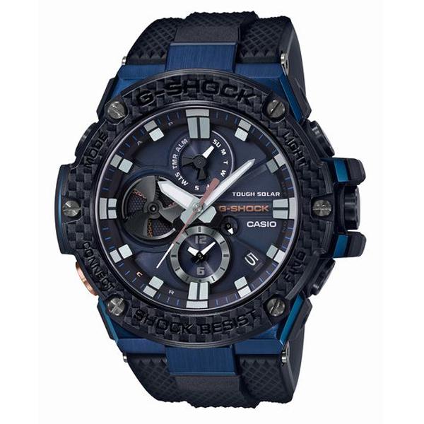 G-SHOCK ジーショック CASIO カシオ G-STEEL タフネスクロノグラフ 腕時計 GST-B100XB-2AJF 【送料無料】