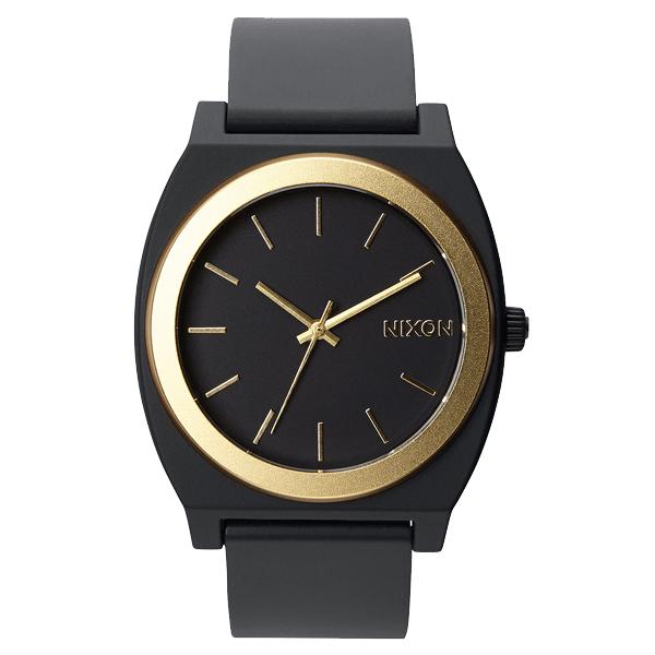 NIXON ニクソン Time Teller P タイム テラー 日本限定カラー ブラック/ゴールド 腕時計 【国内正規品】 NA1192030 【送料無料】