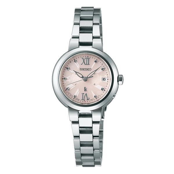 LUKIA ルキア SEIKO セイコー 電波ソーラー 【国内正規品】 腕時計 レディース SSVW067 【送料無料】