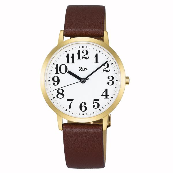 RIKI WATANABE リキ ワタナベ SEIKO セイコー 3針モデル 腕時計 メンズ ホワイト AKPK404 【送料無料】