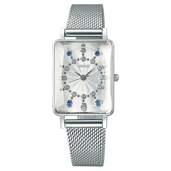 WIRED f ワイアード エフ SEIKO セイコー TOKYO GIRL MIX 腕時計 レディス  AGEK451