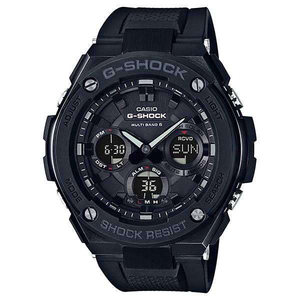 G-SHOCK ジーショック CASIO カシオ G-STEEL タフネスクロノグラフ  【国内正規品】  腕時計 GST-W100G-1BJF 【送料無料】