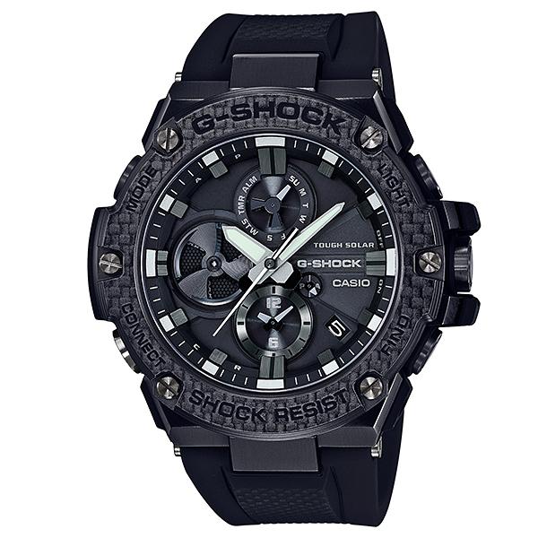 G-SHOCK ジーショック CASIO カシオ G-STEEL タフネスクロノグラフ  【国内正規品】  腕時計 GST-B100X-1AJF 【送料無料】