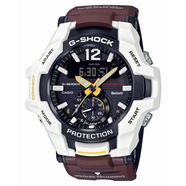 G-SHOCK ジーショック CASIO カシオ WILDLIFE PROMISING コラボレーションモデル 数量限定 腕時計 GR-B100WLP-7AJR 【送料無料】