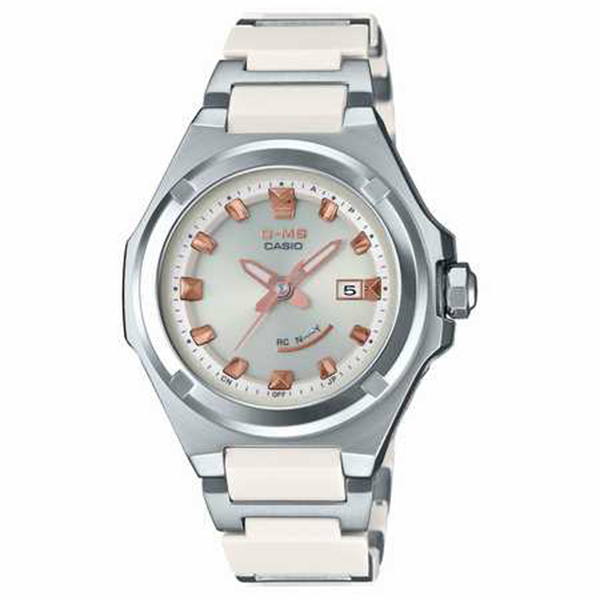BABY-G カシオ ベイビージー G-MS ジーミズ 腕時計 レディス MSG-W300C-7AJF