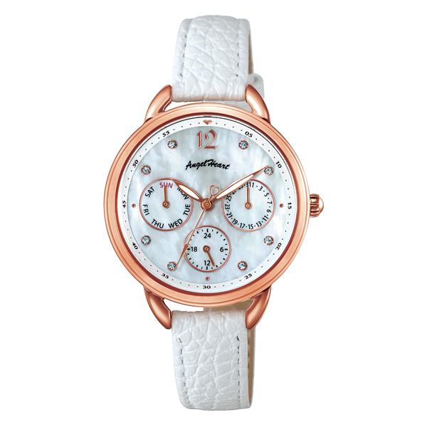 Angel Heart エンジェルハート Little Heart リトルハート 【国内正規品】 腕時計 レディース LH33P-WH 【送料無料】