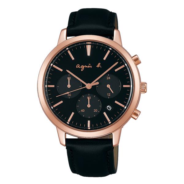 agnes b. アニエスベー SAM ペア 【国内正規品】 腕時計 メンズ FCRT966 【送料無料】
