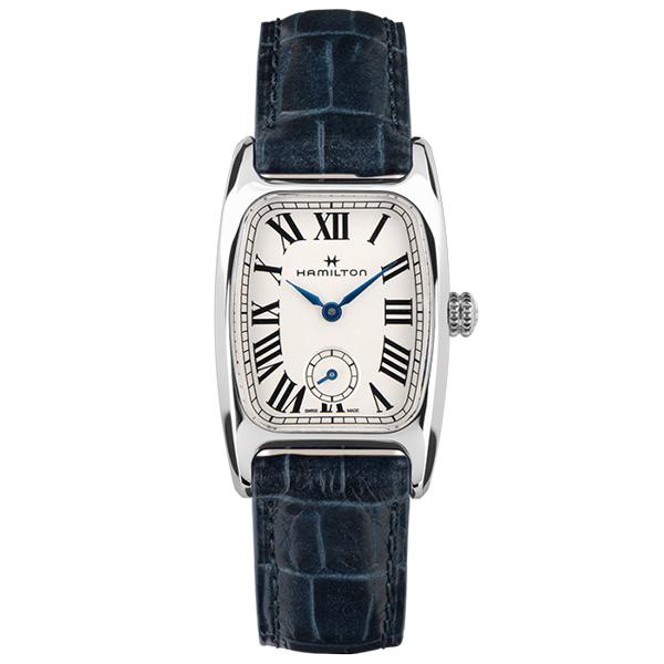 HAMILTON ハミルトン アメリカン クラシック BOULTON SMALL SECOND ボルトン クオーツ 腕時計 レディース H13321611