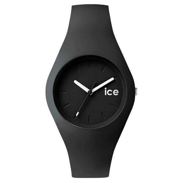 ICE WATCH冰表Ola黑色手表男女两用ICE.BK.U.S.15