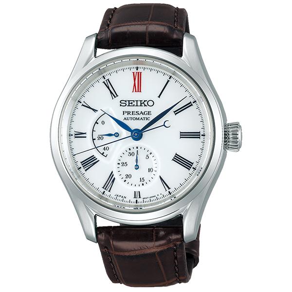 SEIKO PRESAGE プレザージュ 自動巻 メカニカル 腕時計 メンズ 有田焼ダイヤル コアショップモデル SARW049