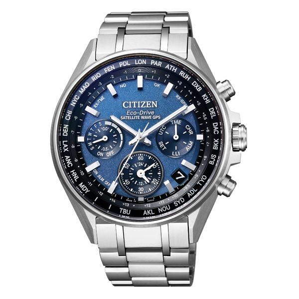 CITIZEN シチズン ATTESA アテッサ エコドライブGPS衛星電波 ダブルダイレクトフライト 腕時計 CC4000-59L 【送料無料】